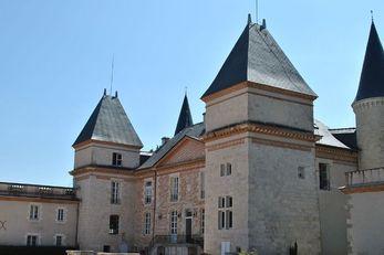 Chateau de St Marcel