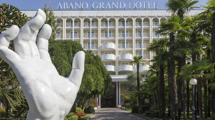 Abano Grand Hotel Exterior