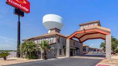 Econo Lodge San Antonio/Near Seaworld