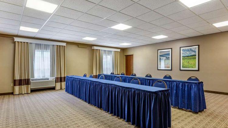 Comfort Inn Aikens Center Meeting