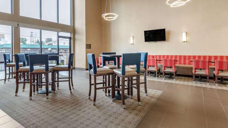 Comfort Inn Aikens Center Restaurant