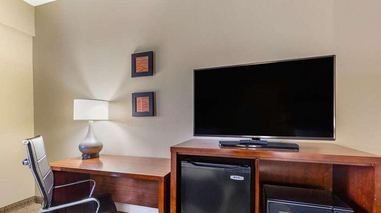 Comfort Inn Aikens Center Room