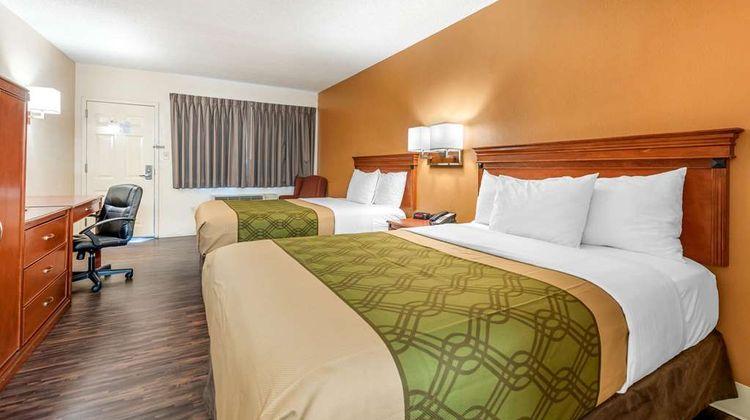 Econo Lodge Downtown Room