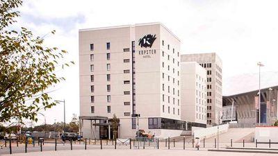Kopster Hotel Lyon Groupama Stadium