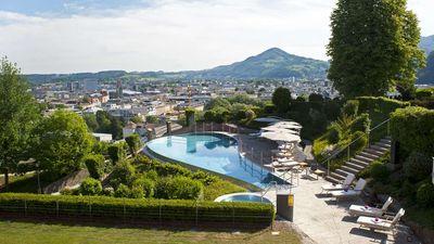 Hotel Schloss Monchstein