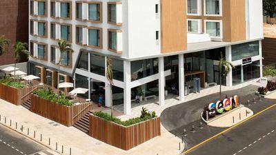 Seen Hotel Abidjan Plateau
