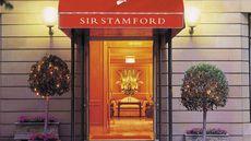 Sir Stamford at Circular Quay