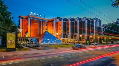 Radisson Blu Ridzene Hotel Riga