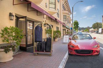 The Monterey Hotel