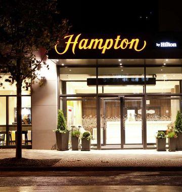 Hampton by Hilton Berlin City East Side