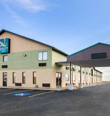 Quality Inn Russell, KS