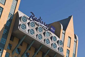 Radisson Blu Astrid Hotel, Antwerpen