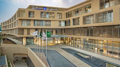 Radisson Blu Hotel & Resid Diplomatic Qt