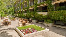 Hotel The Originals Villa Borghese