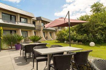 Hotel The Originals St Brieuc E Les Caps