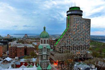 Hotel Le Concorde Quebec