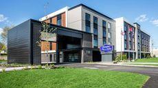 Hampton Inn & Suites Beauport