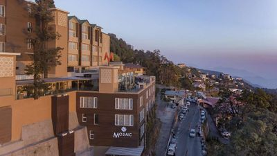 Mosaic Hotel Mussoorie