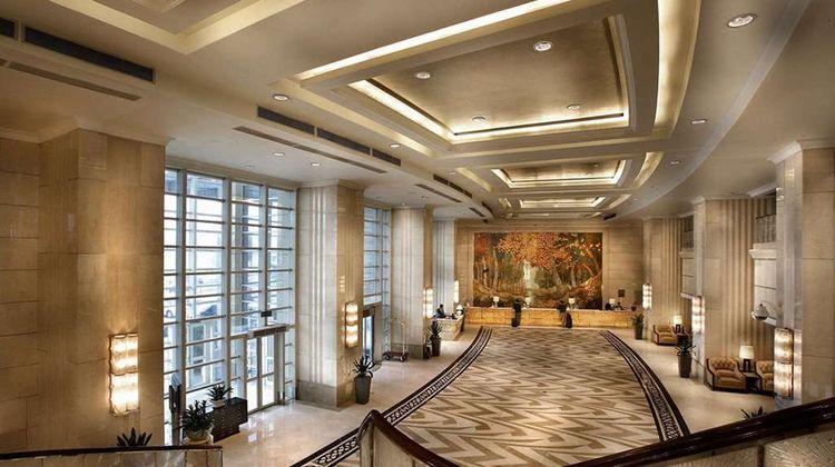 V-Continent Beijing Parkview Wuzhou Htl Lobby