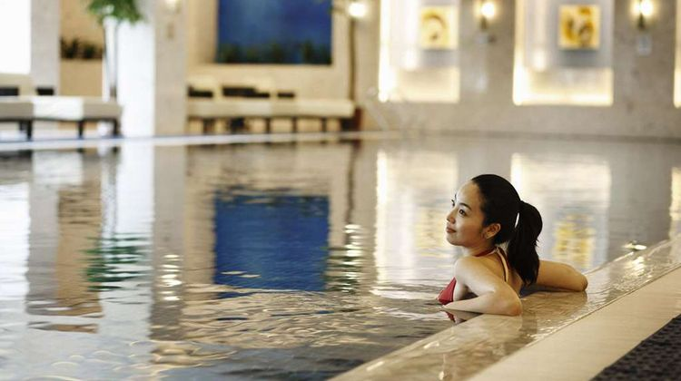 V-Continent Beijing Parkview Wuzhou Htl Pool
