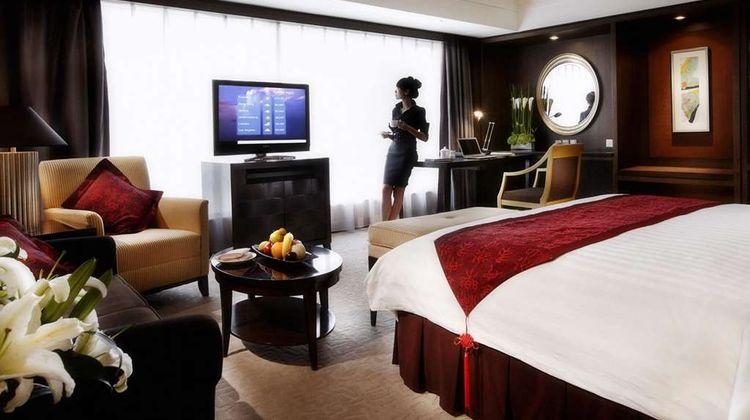 V-Continent Beijing Parkview Wuzhou Htl Room