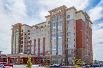 Drury Plaza Hotel Cape Girardeau
