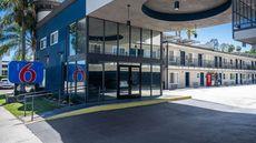 Motel 6 Anaheim CA Convention Center