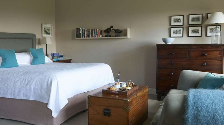Gregans Castle Hotel Room