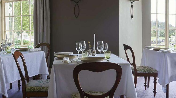 Gregans Castle Hotel Restaurant
