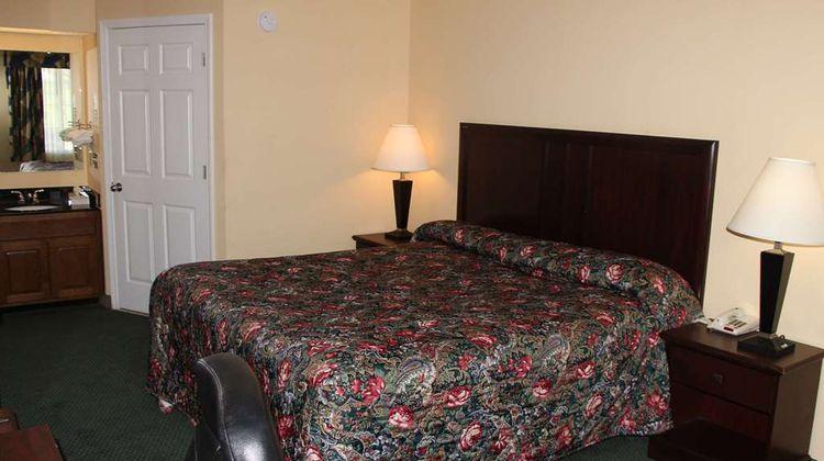 Jameson Inn Oakwodd Room
