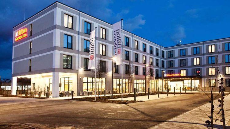 Hilton Garden Inn Munich Messe Exterior