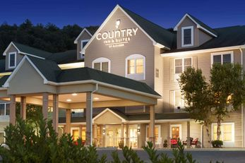 Country Inn & Suites Lehighton Jim Thorpe