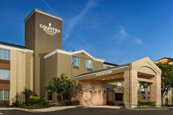 Country Inn & Suites San Antonio Med Ctr