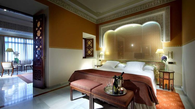 Alhambra Palace Hotel Room