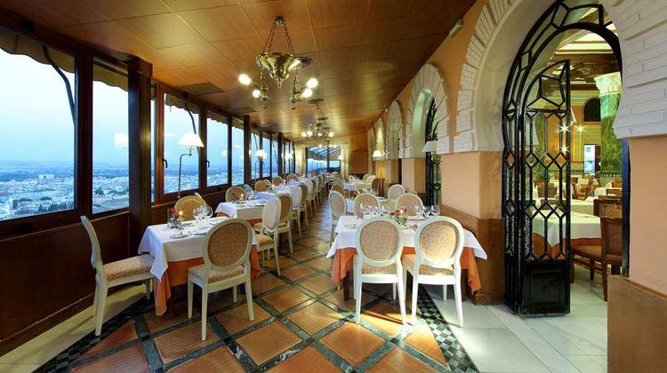 Alhambra Palace Hotel Restaurant