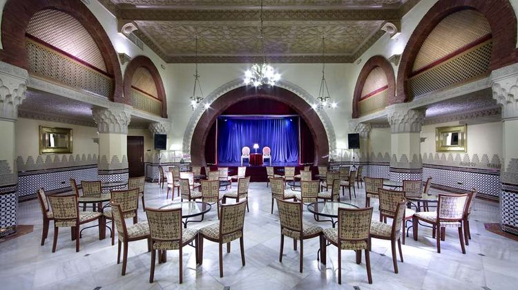 Alhambra Palace Hotel Meeting
