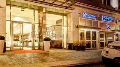 Hotel Duesseldorf Mitte