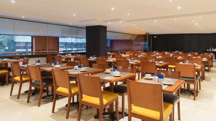 Hotel Barcelona Apolo, affliated Melia Restaurant