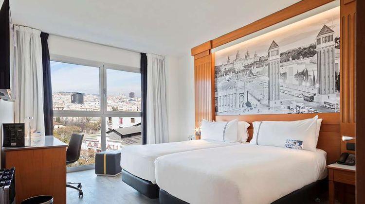 Hotel Barcelona Apolo, affliated Melia Room