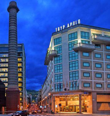 Hotel Barcelona Apolo, affliated Melia