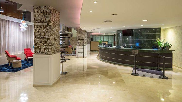 Hotel Barcelona Apolo, affliated Melia Lobby