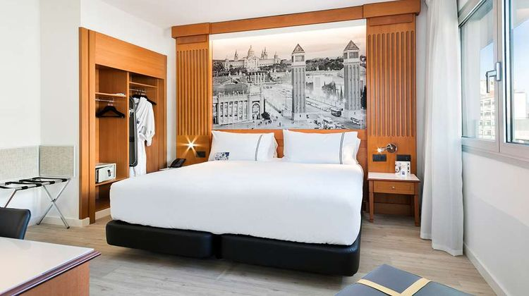 Hotel Barcelona Apolo, affliated Melia Suite
