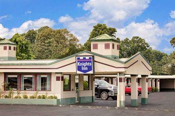 Knights Inn Madison Heights Lynchburg