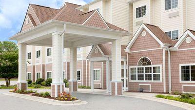 Microtel Inn/Suites Greenville/Univ Med