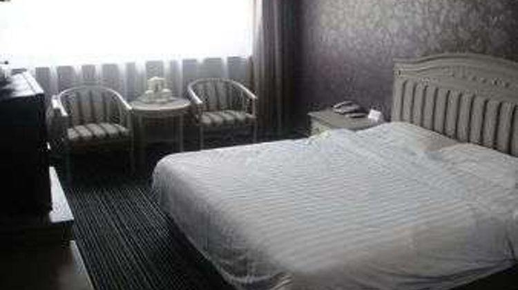 Super 8 Hotel Yinchuan Gulou Jin Qiao Room