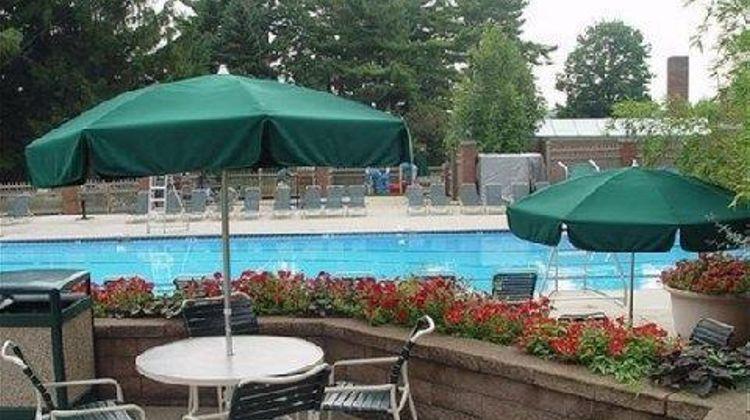 The Bertram Inn at Glenmoor Pool