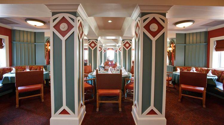 The Bertram Inn at Glenmoor Restaurant