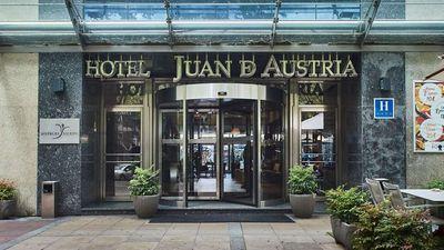 Silken Juan de Austria Hotel
