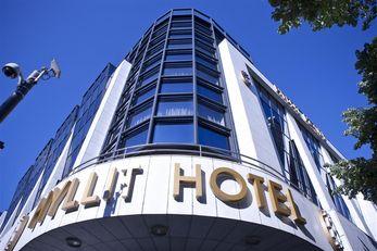 TOP CityLine Hyllit Hotel
