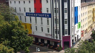 TOP Hotel Hohenstaufen Koblenz